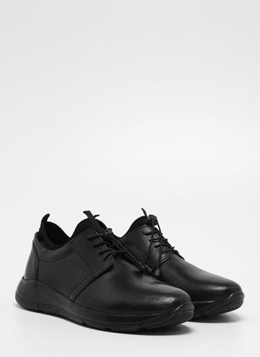 F By Fabrika Erkek Siyah Sneakers FULVIA Siyah